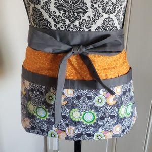 Homemade utility apron